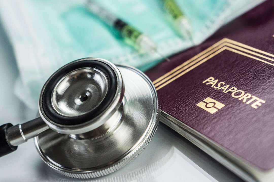 Visa and entry requirements for ambulance flights