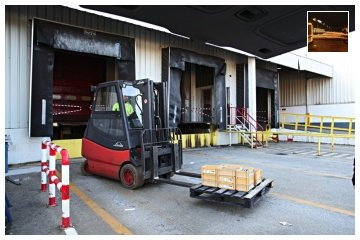 Express freight flights for automotive supplier