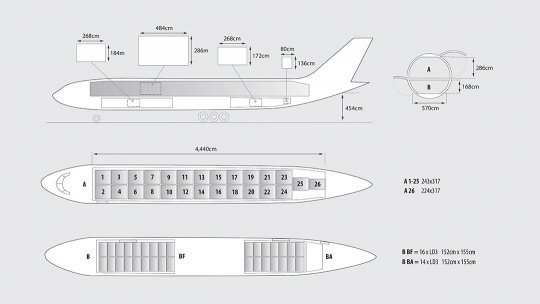 Aircraft preview
